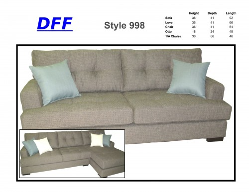 998 Sectional