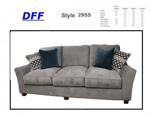 2955 Sofa