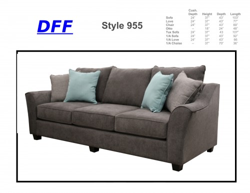 955 Sofa