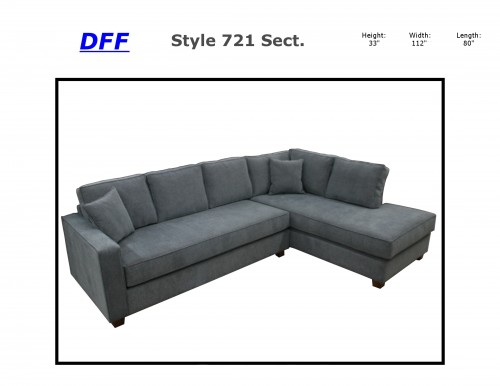 721 Sectional